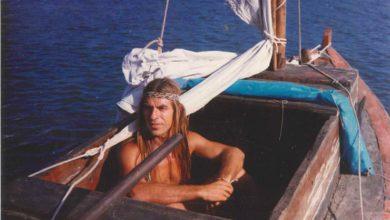 Photo of La historia del pampeano que cruzó el Pacífico en canoa hace 30 años