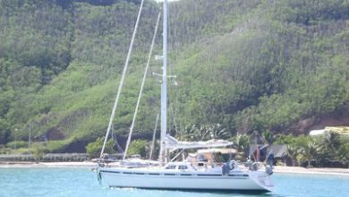 Photo of Marisa Bianco – velero Huayra – Iva Hoa – Ua Pou – Las Marquesas    Etapa 5