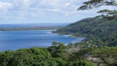 Photo of Marisa Bianco – velero Huayra – Ua Pou – Niue – Polinesia – Etapa 6