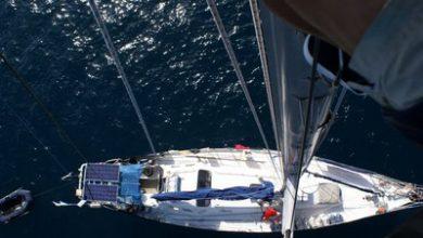 Photo of Marisa Bianco – velero Huayra – Tonga y el Tsunami – Etapa 7