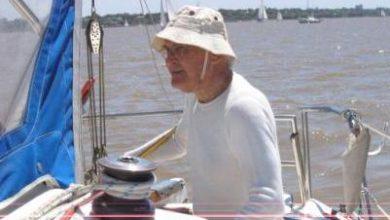 Photo of Reportaje a Jorge Heguilor  Su primer barco, el Fog II