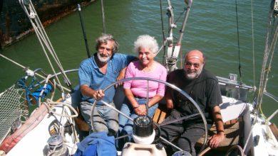 Photo of La vuelta al mundo en doce años – Clara y Rodolfo Mena – velero Bastardo –