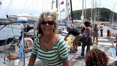Photo of Aurora Canessa – 10 años navegando en solitario – Allende de los mares