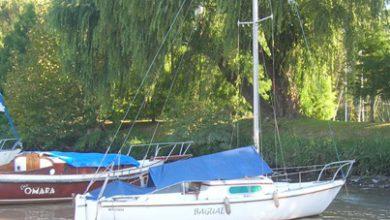 Photo of Mi primer salida en mi nuevo velero