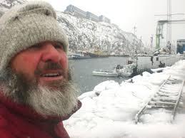 Photo of Suso Leiro – En solitario hasta el Océano Ártico.