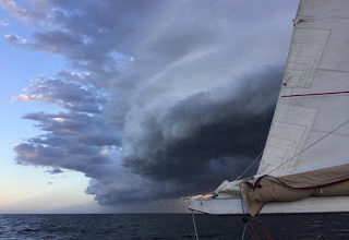 Photo of 61° Buenos Aires – Mar del Plata – velero Tinto      2018