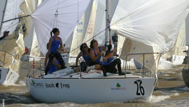 Photo of MAGUI GALVÁN – Campeona Mundial 2011 J24 – ex entrenadora – navegante