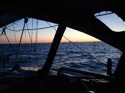 El Quijote en la mar....