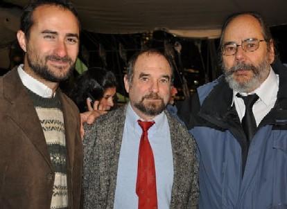 Juan La Bianca, Geronimo Saint Martin, Ernesto Betbeze