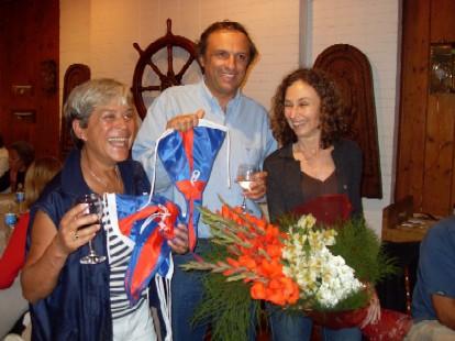 Aurora, Omar y Jimena