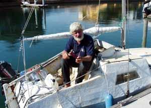 evgeny y su barco