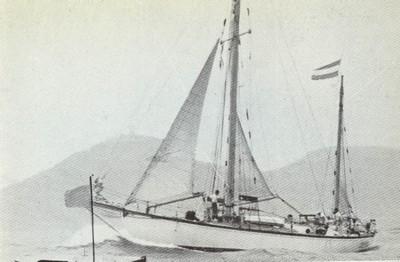 Gaucho navegando