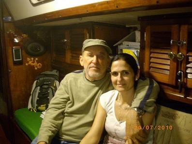 Paula y Aleixo