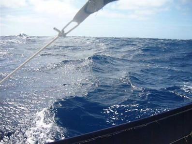 viento y ola