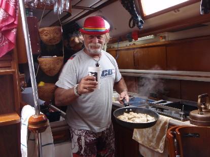 El capi Poli..........gran capi y mejor cheff!!!