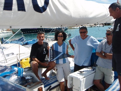 Roberta Alvarez, Delegada en Bermudas!!!
