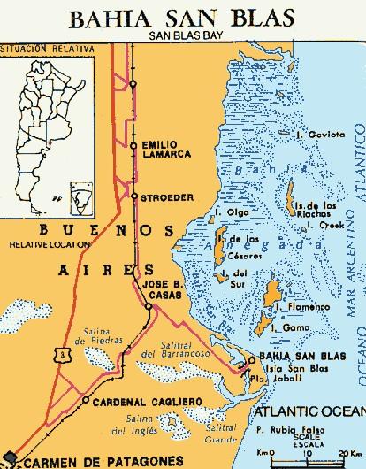 Bahía San Blas
