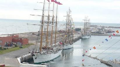 Amarras en Mar del Plata