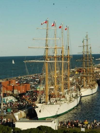 El público tiene acceso a las naves