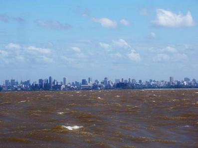 Buenos Aires desde el río