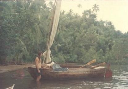 Alberto y su Ave marina