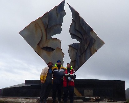 Monumento al albatros